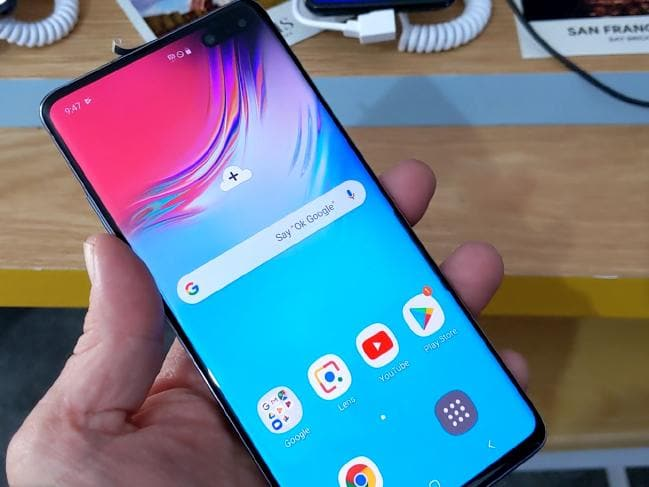 The first 5G phone has landed in Australia – Samsung S10 5G