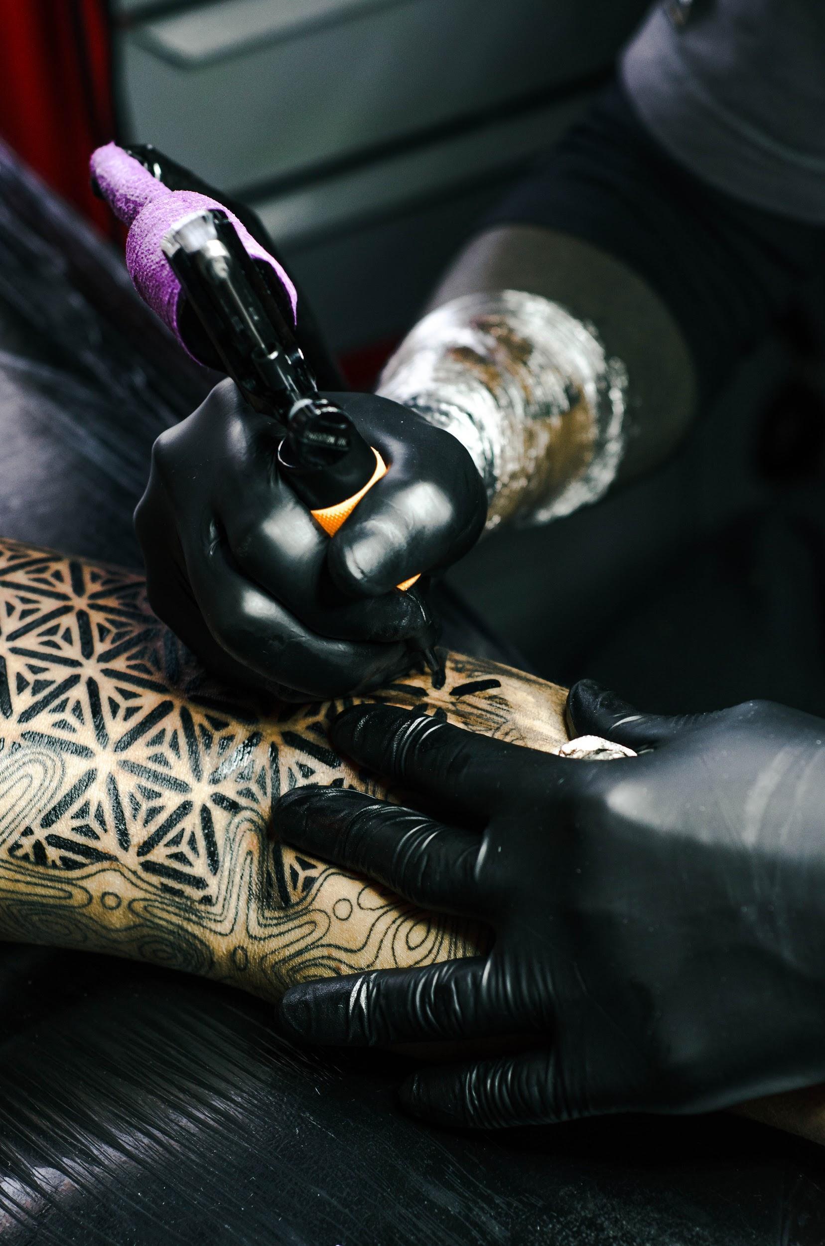 5 Best Tattoo Shops in London