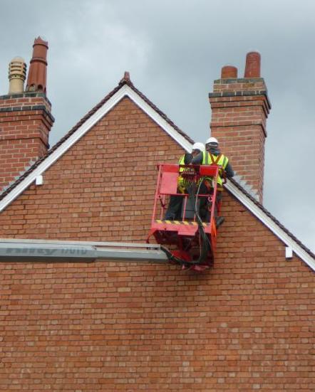 Birmingham Industrial Roofing