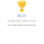 google openion rewards