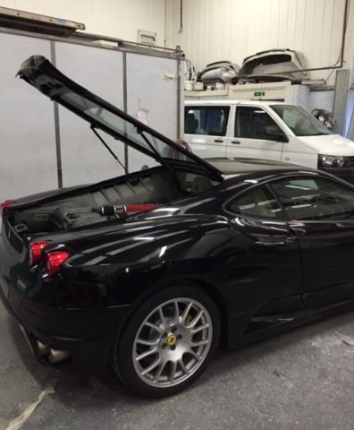 Advanced Auto Accident Repair