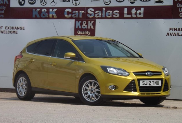 K & K Car Sales Ltd