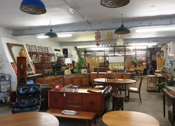 Moseley Vintage Hub