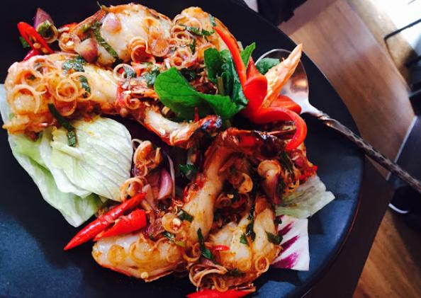 Patara Thai Restaurant Knightsbridge