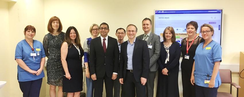 Scottish Ocular Oncology Service