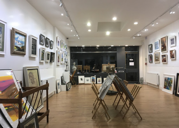 Contemporary Six - The Gallery