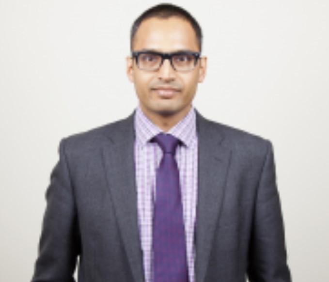 Dr Rajiv Das