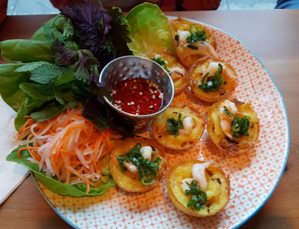 Eat Vietnam Bar B Grill