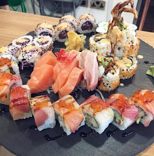 Sushi Marvel Chorlton