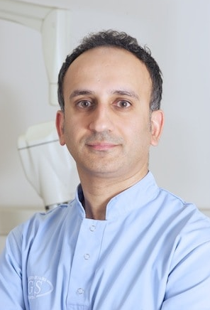 Dr. Amer Saeed - Garden Square Dental Practice
