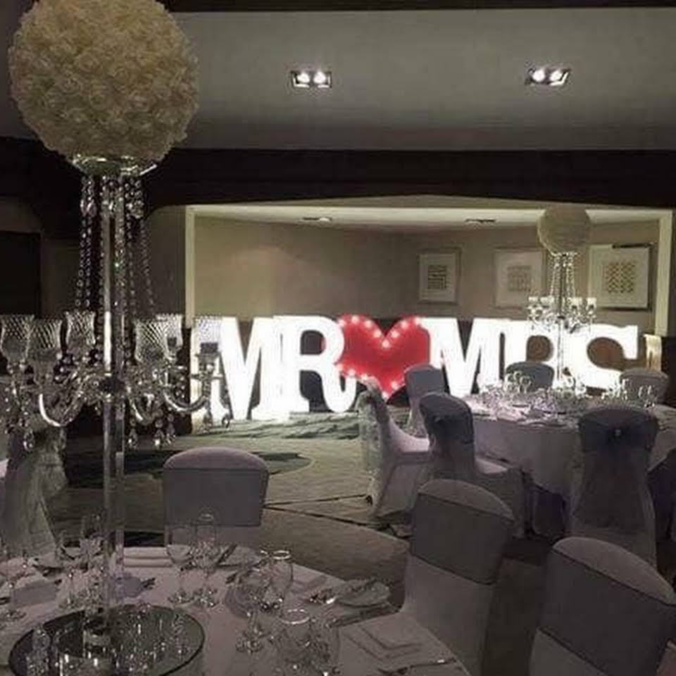 LBS Event Design & Wedding Planner, Chair Cover Hire,Wedding Decoration, LED Dancefloor Hire