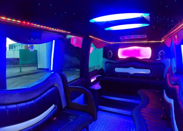 Party Bus Hire