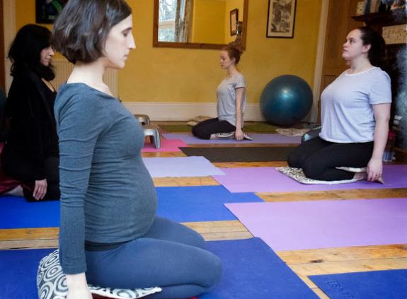 Pregnancy Yoga Birmingham