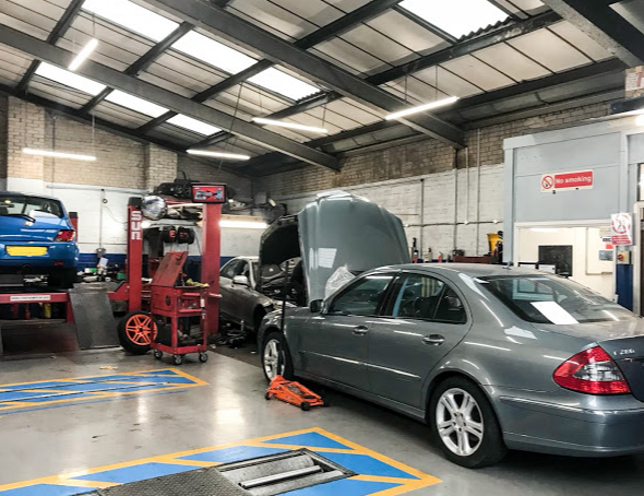 The Auto Workshop