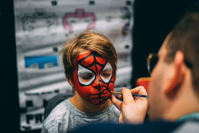 5 Best Face Painting in Birmingham
