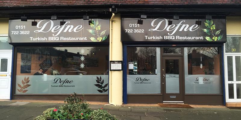Defne Turkish BBQ Restaurant