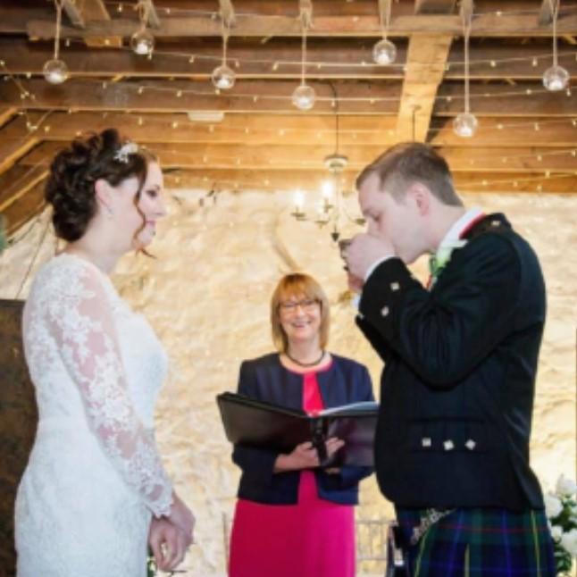 Mo Ackroyd Celebrant With Fuze Ceremonies