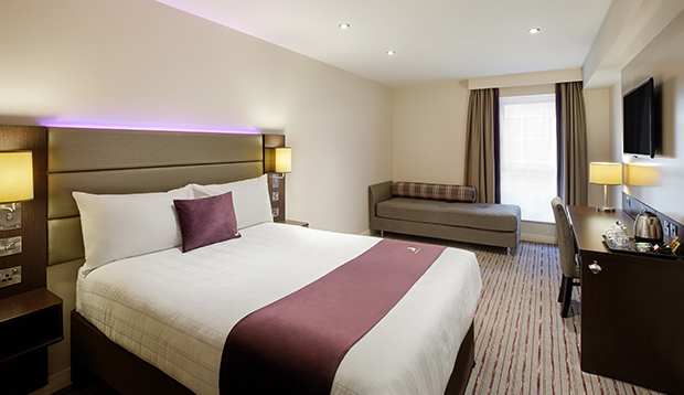 Premier Inn Leeds City Centre (Whitehall Road) Hotel