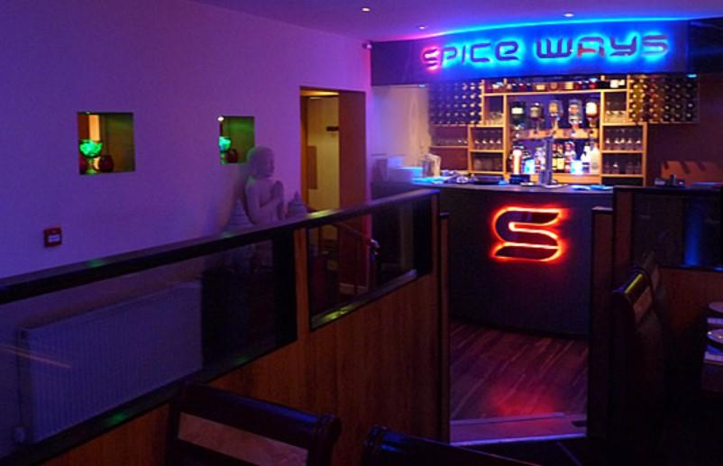 Spiceways Contemporary Indian Restaurant