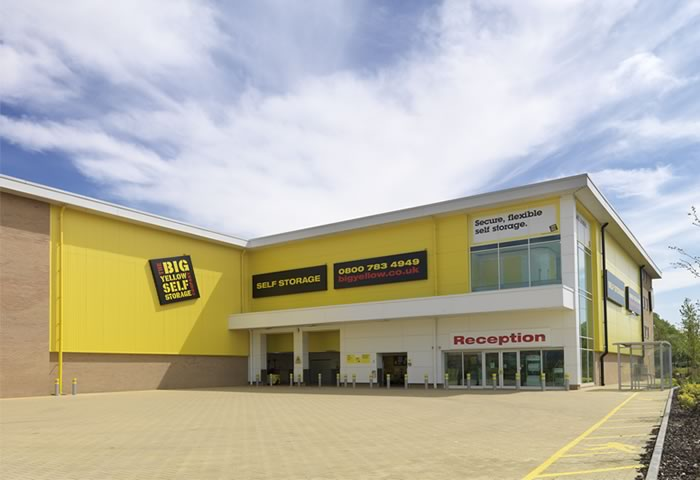 Big Yellow Self Storage Birmingham
