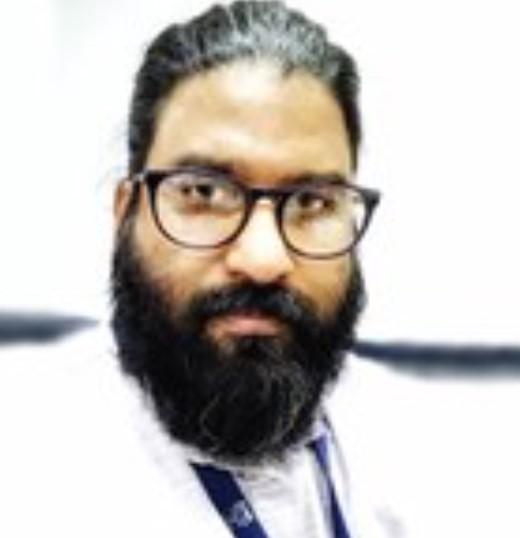 Dr Rajeev Krishnadas