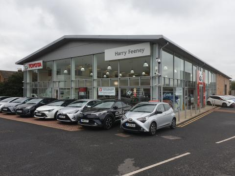 Harry Feeney Toyota