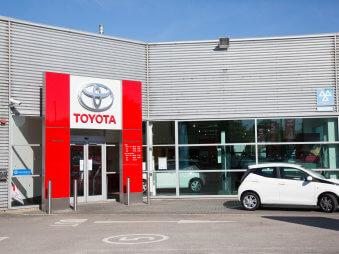 Johnsons Toyota Southport
