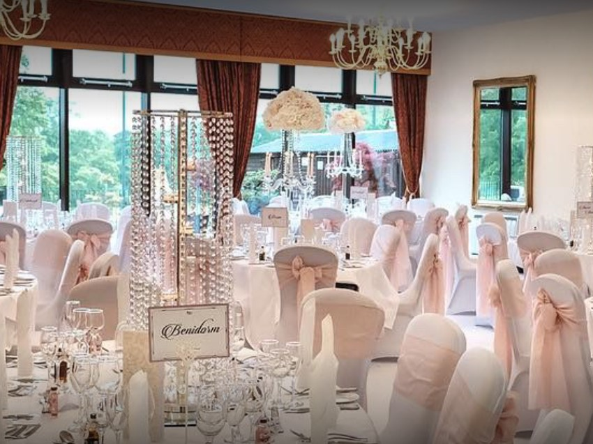 LBS Event Design & Wedding Planner