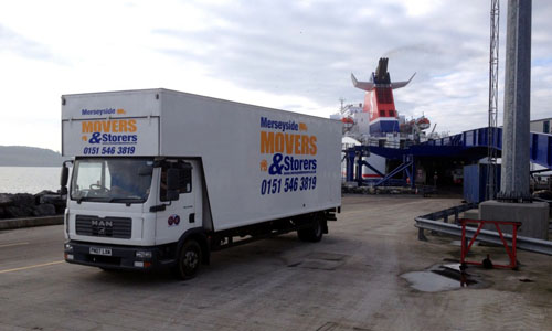 Merseyside Movers & Storers Ltd