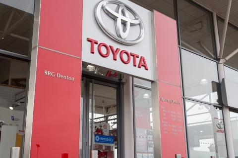 RRG Toyota Denton