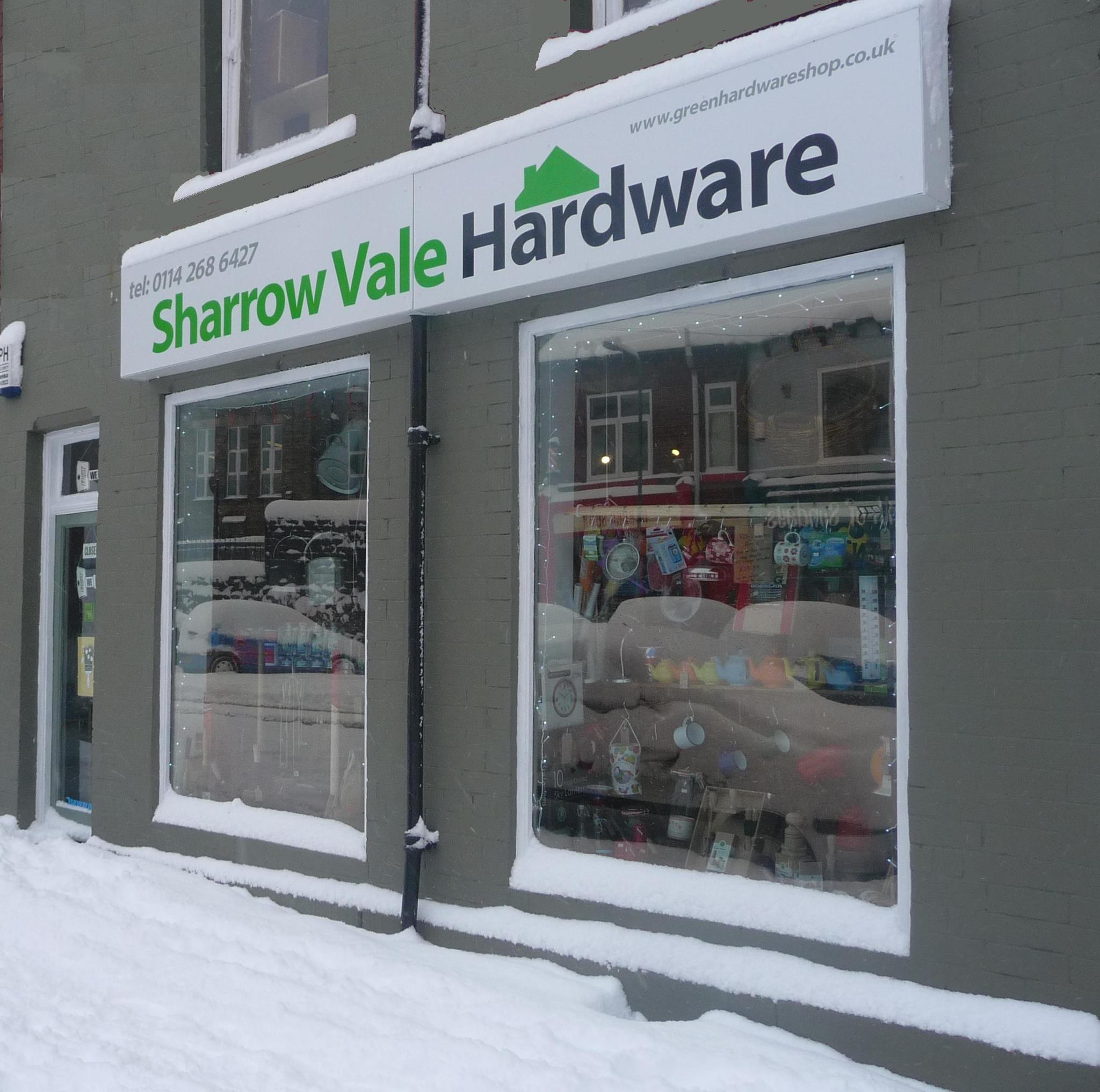 Sharrow Vale Hardware