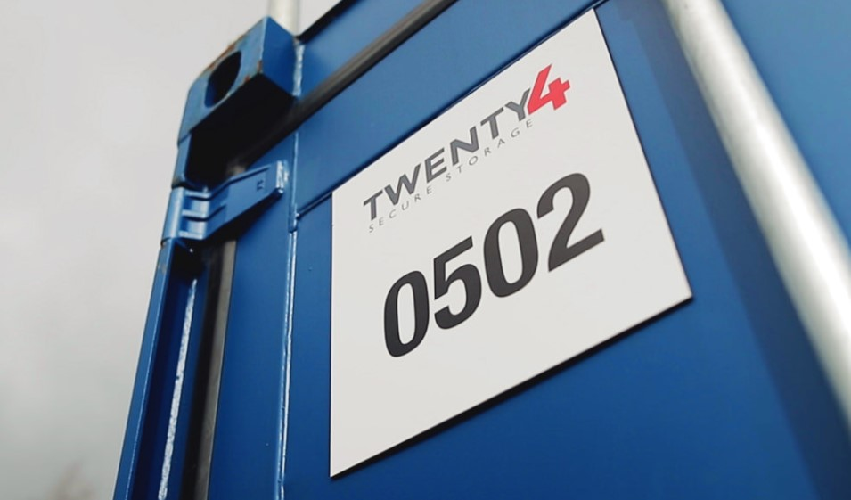 Twenty4 Secure Storage