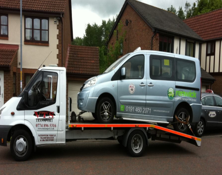 Vehicle Recovery Newcastle