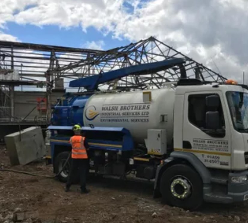 Walsh Brothers Industrial Services Ltd