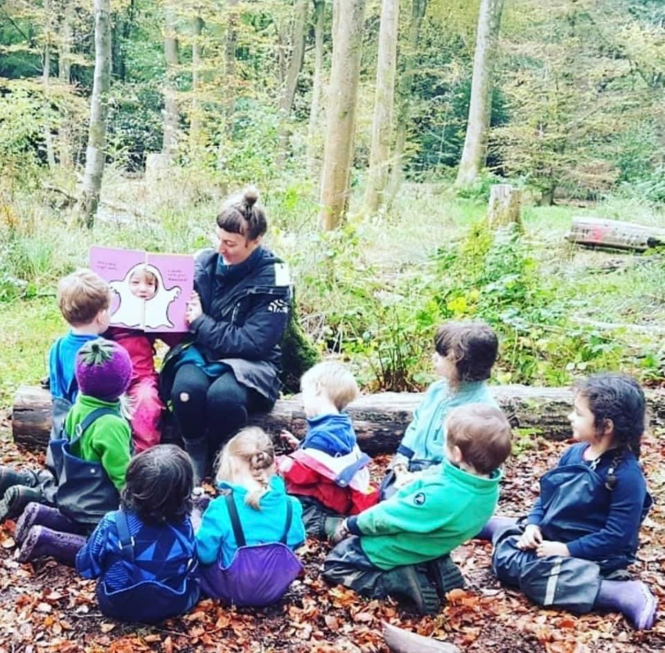 Woodland Outdoor Kindergartens