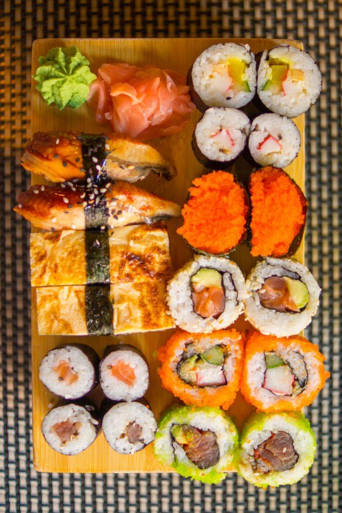 5 Best Sushi in London