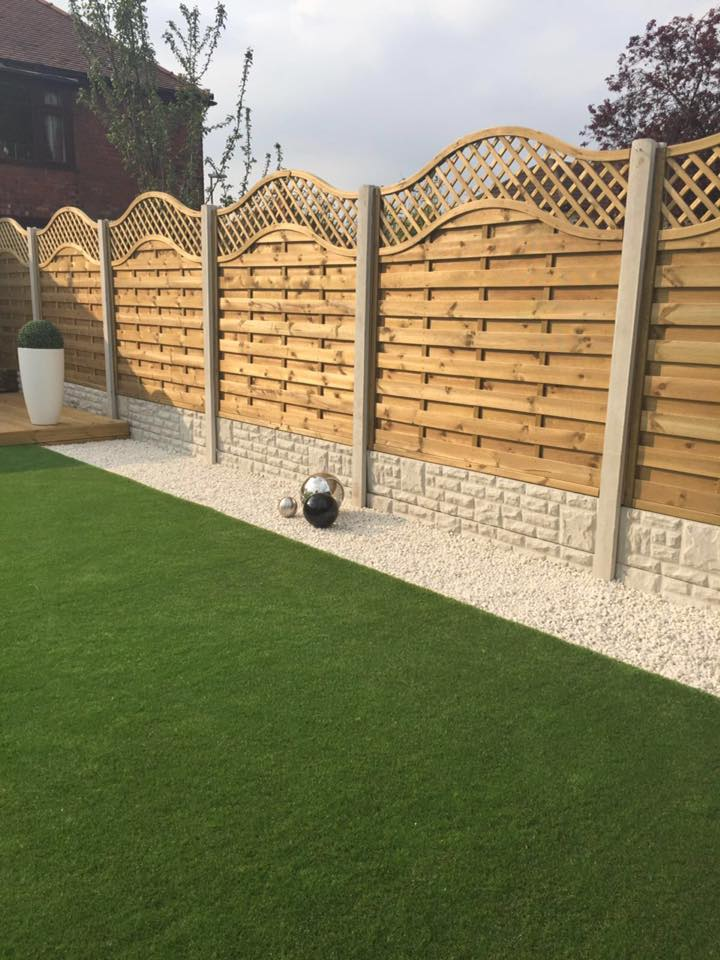 A-Line Fencing | Liverpool