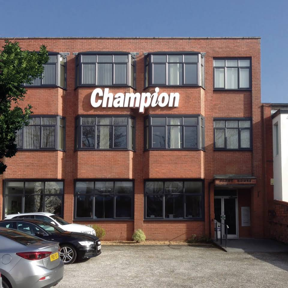 Champion Newspapers