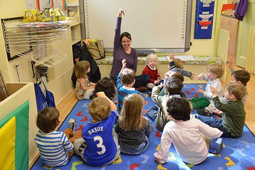 Miss Daisy's Nursery School, Belgravia