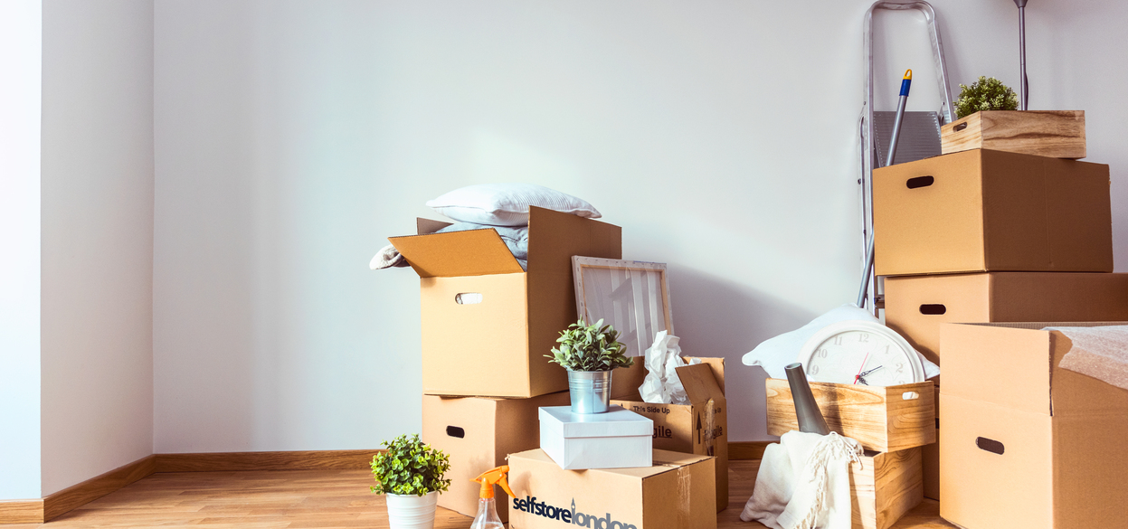 Selfstore London - Business and Personal Storage in Central London