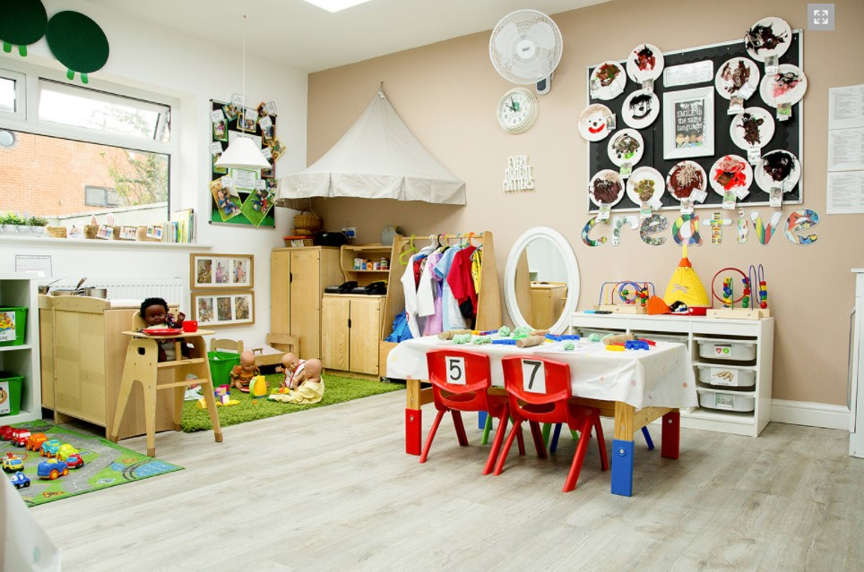 Tiny Steps Nursery Manchester