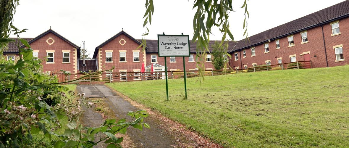Waverley Lodge Care Home Newcastle
