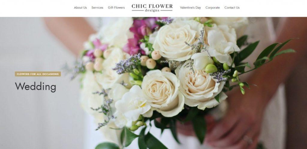 Chic Flower Designs