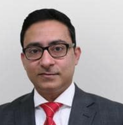 Mr Syed Ali Shahzad