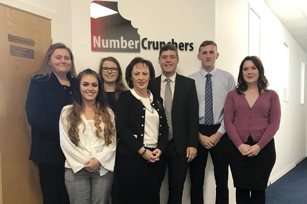 Number Crunchers (Sheffield) Ltd