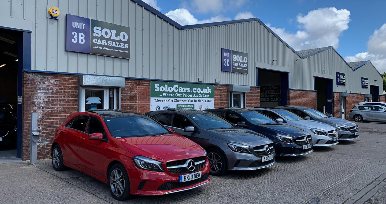 Solo Car Sales