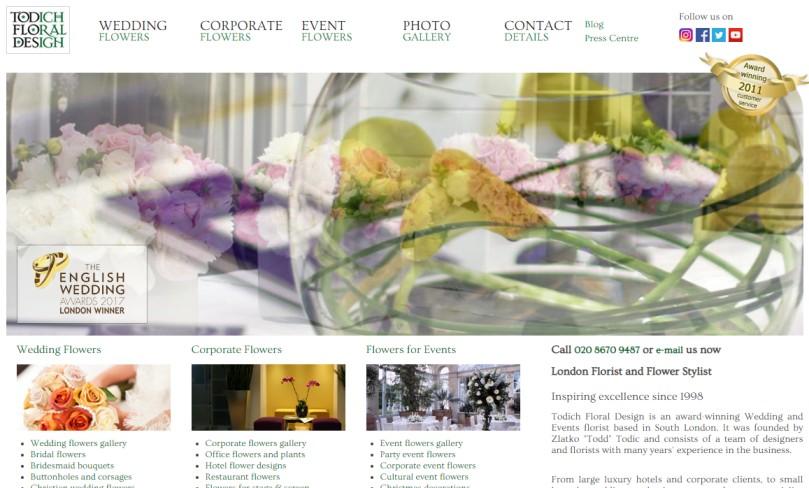 Todich Floral Design UK