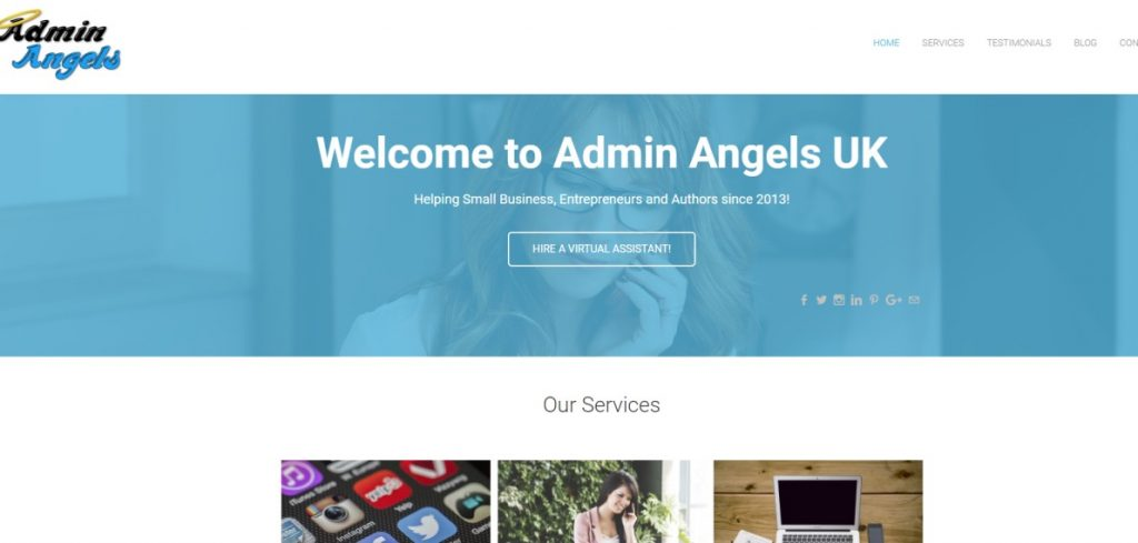 Admin Angels UK