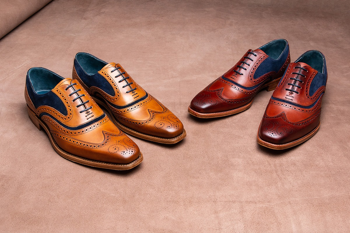 Barker Shoes Cheapside