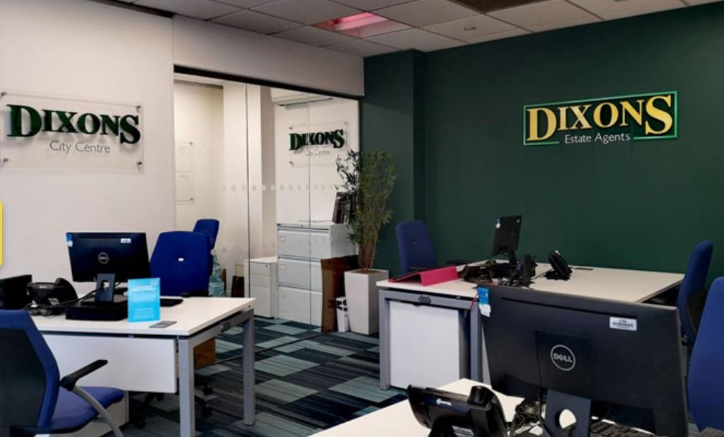 Dixons Estate Agents Birmingham City Centre